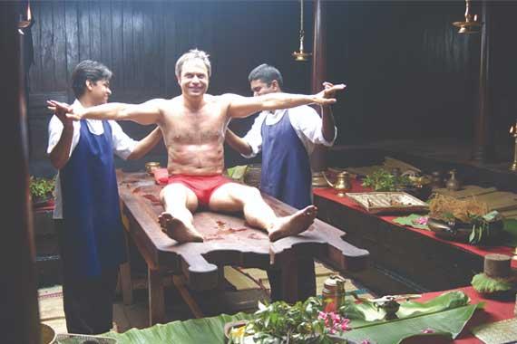 SHODHA CHIKITSA KERALA AYURVEDA TREATMENT INDIA