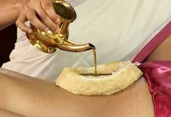 Kativasti Ayurvedic Treatment