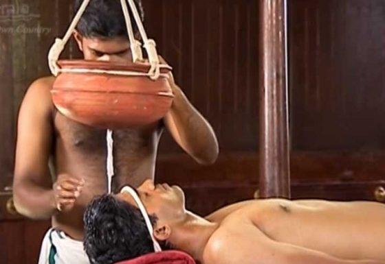 Moordhanyadhara with milk