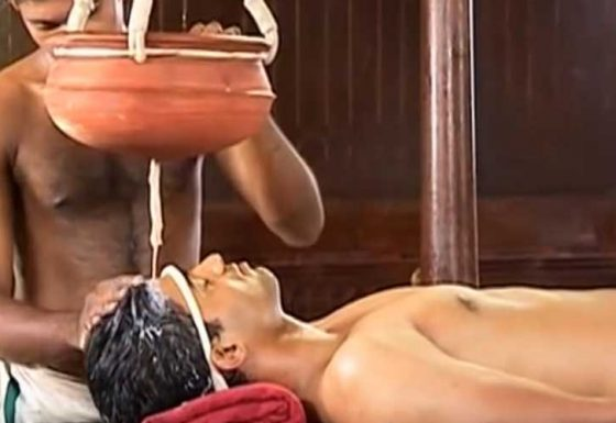 Takradhara Ayurveda Therapy